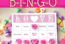 Valentine's Day Parties and Games / Great creative ideas for Valentine's Day Parties and Games