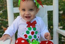 Baby girl Christmas / by Katie Cooper
