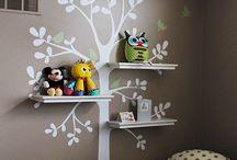 Gyerekszoba / Children's room / by Jolán Szabó