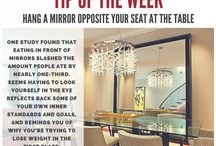 Fast Metabolism Diet Weight Loss Tips / Compilation of tip of the week images as a guide for our fast metabolism dieters.