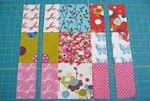 Arts & Crafts - Quilt 4 Patch, 9 Patch