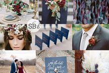 Wedding Colours / Colour Scheme Ideas