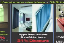 Promotions / Promotions at Silver Thread Interiors