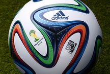 Adidas Brazuca World Cup 2014 Ball / by SoccerCleats101