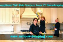 exceptional maid services from ny