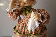 кукла чулочная