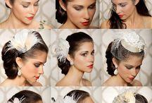 fascinator bruid