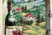 Cross sttich & embroidery