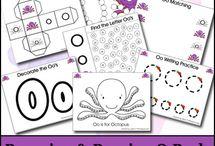 Learning/Teaching - Preschool / by Rachel Patterson