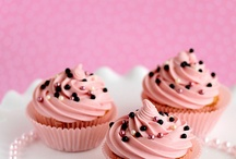 Afternoon tea theme - choc strawberry vanilla