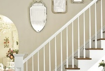 White and Shades of White / Using white and shades of white in Interior Design creates a light, open space that makes a perfect backdrop for other colours and textures.
