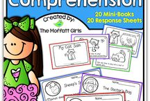 ILS Comprehension / How we can help kids with comprehension.