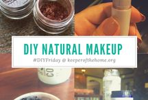 Homemade cosmetics!!
