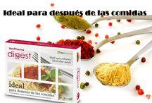 Nuestros productos / Conoce nuestros complementos alimenticios y productos de nutricosmética.