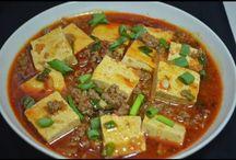 Chinese food / Comida china