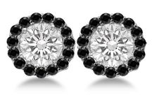 Vogue Black and White Diamond Collection / Eye Captivating Jewelry