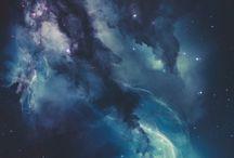 galaxias / algumas coisas não precisam fazer sentido, basta valr a pena