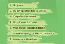 HOME GUIDELINE RULES