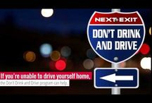 Don't Drink and Drive program
