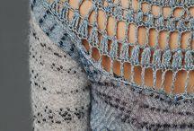 trico crocheMalhas