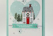Real Estate House cards / by Colleen Hollis 2tinytreasures