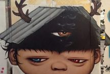 World of Urban Art : ALEX FACE