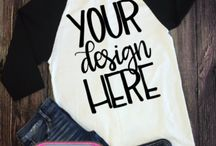 Mock-Ups / Mock-Ups are to help show your customers what a finished product looks like before they purchase it. Save time and money by using mock-ups so you don't make products that may or may not sell.