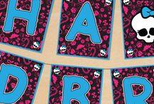 Imogen's Monster High Party