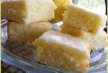 cakes/slices