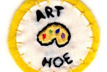 Art hoe patch