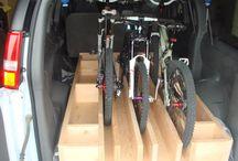 Bike Transportation Rack