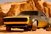 Muscle cars / American muscle classics