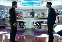 Star Trek, Star Wars, Sci-Fi / by Deanna Hilbert
