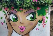Street Art / Get the best in Street Art and Graffiti