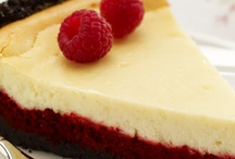Red velvet cheese cake