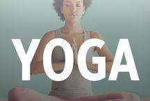 Yoga / by Rekesha Spellman