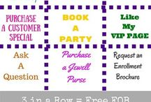 Time to Party! / Ideas and tips for Thirty-one party