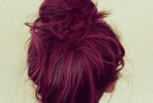 Snygga hårfärger