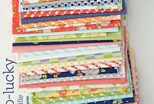 Fabrics I Love!  Love!  Love!