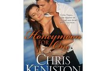 Honeymoon for One / To escape local gossip, jilted bride Michelle Bradford embarks on her honeymoon cruise —alone. Coaxed by a thrill seeking hunk she never expects to see again, she slowly sheds her good girl persona to have some well deserved fun. But unlike Vegas, what happens on the high seas doesn't always stay there.