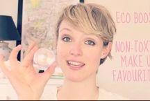 Skin / beauty | skincare | organic | non toxic | green | eco | makeup