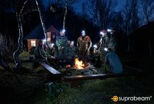 Hunting in Norway / Fishing and hunting in norway with the best light equipment available from suprabeam.