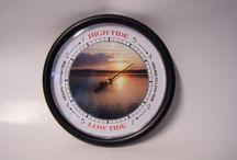 TIDE clock - Beach lovers
