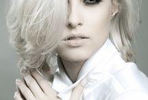 cabelos loiros platinados