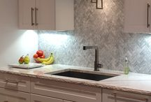 Cambria / by Hoffman Kitchen and Bath
