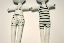 Dolls stuff