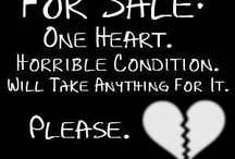 The Brokenhearted... / We've all been there at one time or another...