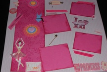 Scrapbooking Ideas for Girl / inspiration and fresh ideas  / by Rachel Braithwaite