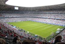 Allianz Arena Teampräsentation 2014 / Die im Norden von München gelegene Allianz Arena, ist das Fußballstadion, des Deutschen Rekordmeister FC Bayern München. #FCB #Allianz_Arena #FC_Bayern_München #Fußballstadion #München