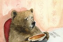 beren en berebeertjes / by Momo VDB